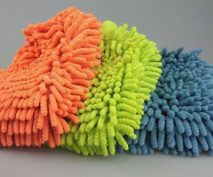 Microfiber and Cotton Cleaning Equipment